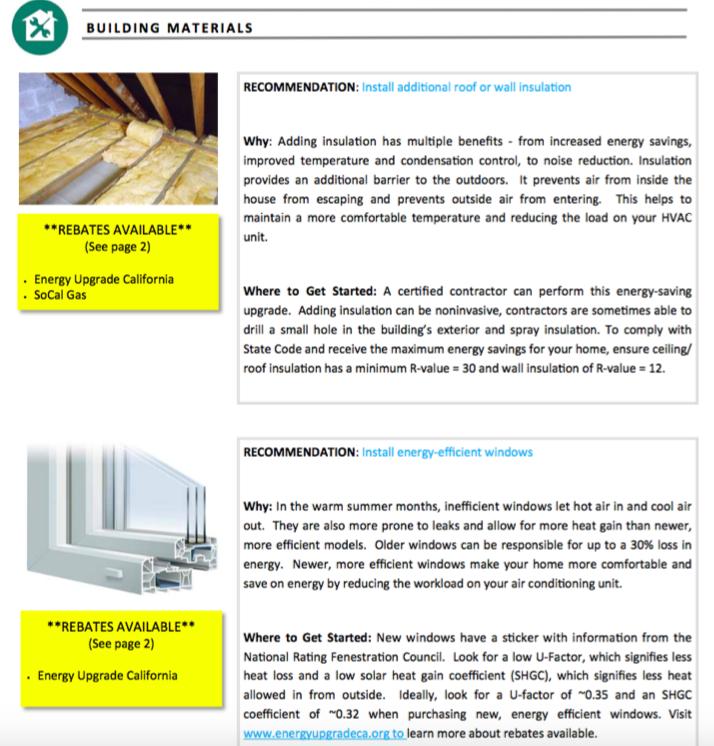 sgvcog building materials ex